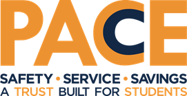 PACE logo - Property And Casualty Coverage for Education